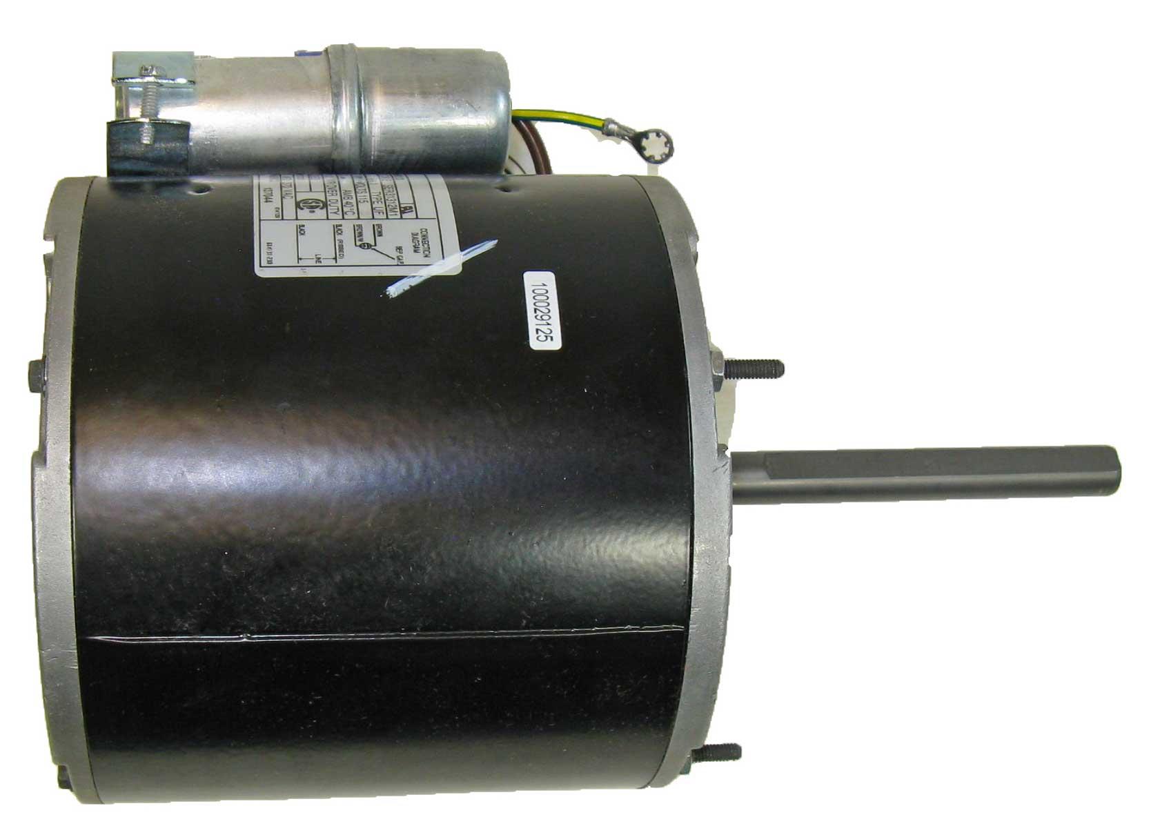 Main fan motor 137044 west brothers heating and air for Electric motor repair salt lake city