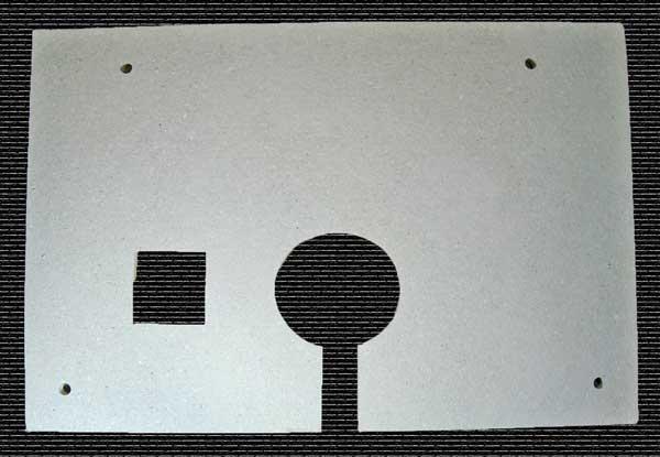 Hi Temp Combustion Chamber Access Gundoor Board 3629