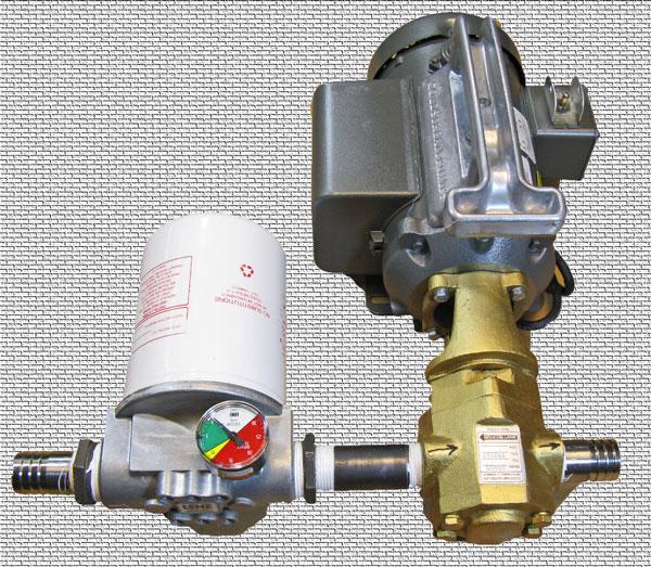 Waste Oil Transfer Pump 115 Volt Electric West