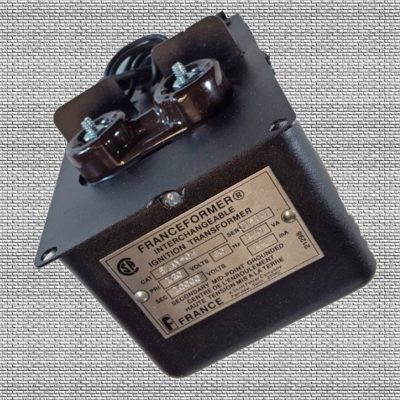Clean Burn ignition transformer