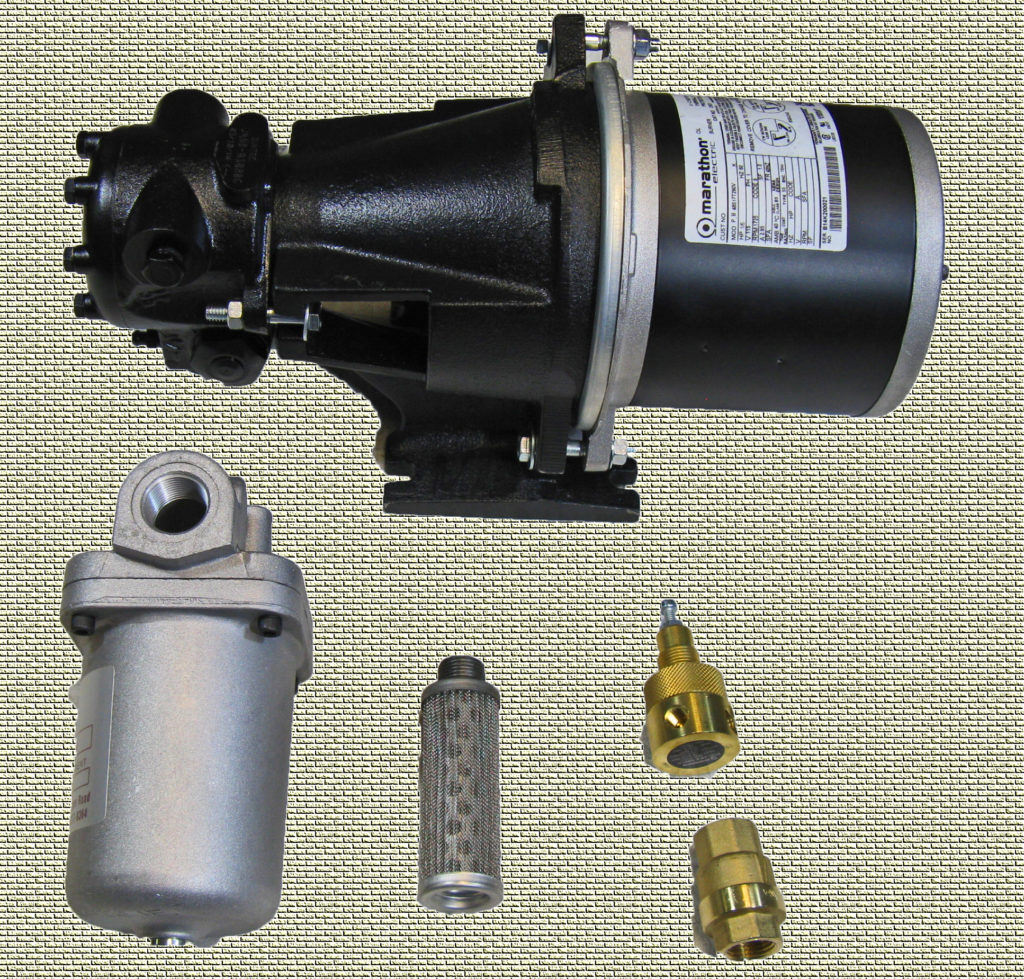 Universal Fuel Pump System Kit West Brothers Heating And